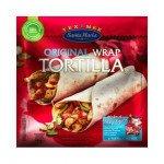 Santa Maria | Wrap Tortilla | 6 x 380 gram