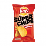Lay's | Superchips Naturel | 8 x 200 gram
