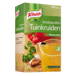 Knorr | Drinkbouillon Tuinkruiden | Doos 80 stuks