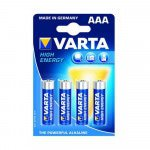Varta High Energy AAA, 8 stuks à 20 verp.