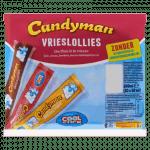 Candyman | Vrieslollies | 50 ml | 20 stuks