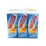 Wicky | Pakjes | Fruitdrink | 30 x 20 cl