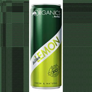 Red Bull Organics Bitter Lemon 250 ml 12 stuks