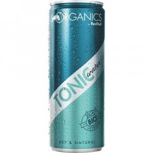 Red Bull Organics Tonic Water 250 ml 12 stuks