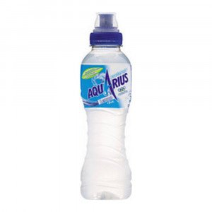 Aquarius Lemon flesje, 0.5ltr à 12 stuks