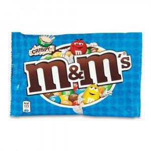 M&M's Crispy 24 stuks