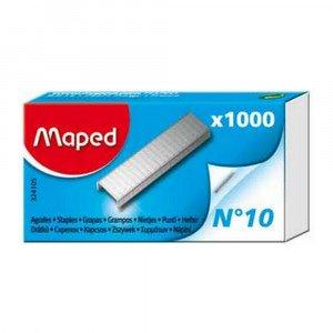 Maped nietjes nr. 10 doosje van 1000 nietjes 36 stuks