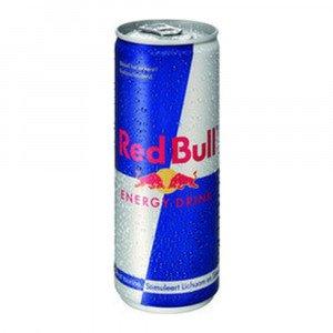 Red Bull blik, 250ml à 24 stuks